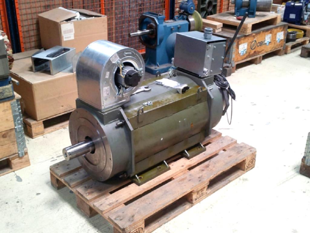 Máquinas asíncronas (35‐65 kW.)